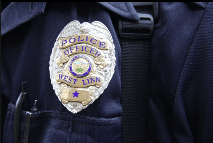 New West Linn Police Reserves and Sergeant