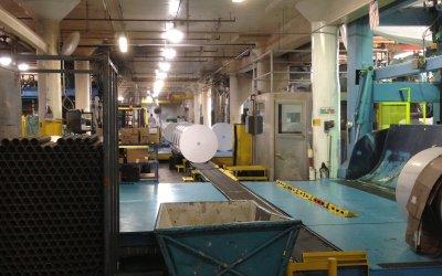 West Linn Paper Company Tour