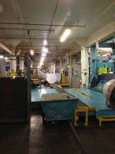 West Linn Paper Mill Finished Paper