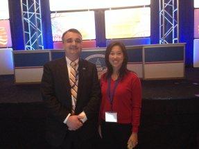 Councilor Thomas Frank & Councilor Jenni Tan
