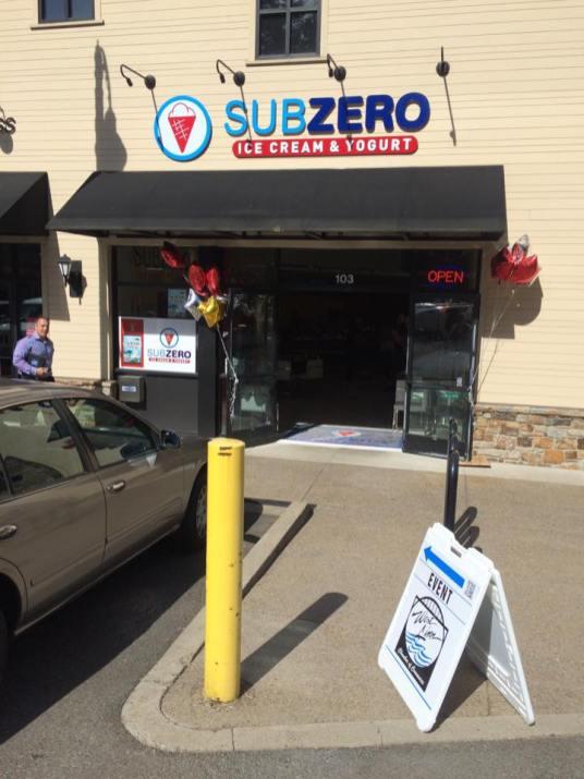 Subzero Door