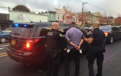 West Linn Police Ride-Along