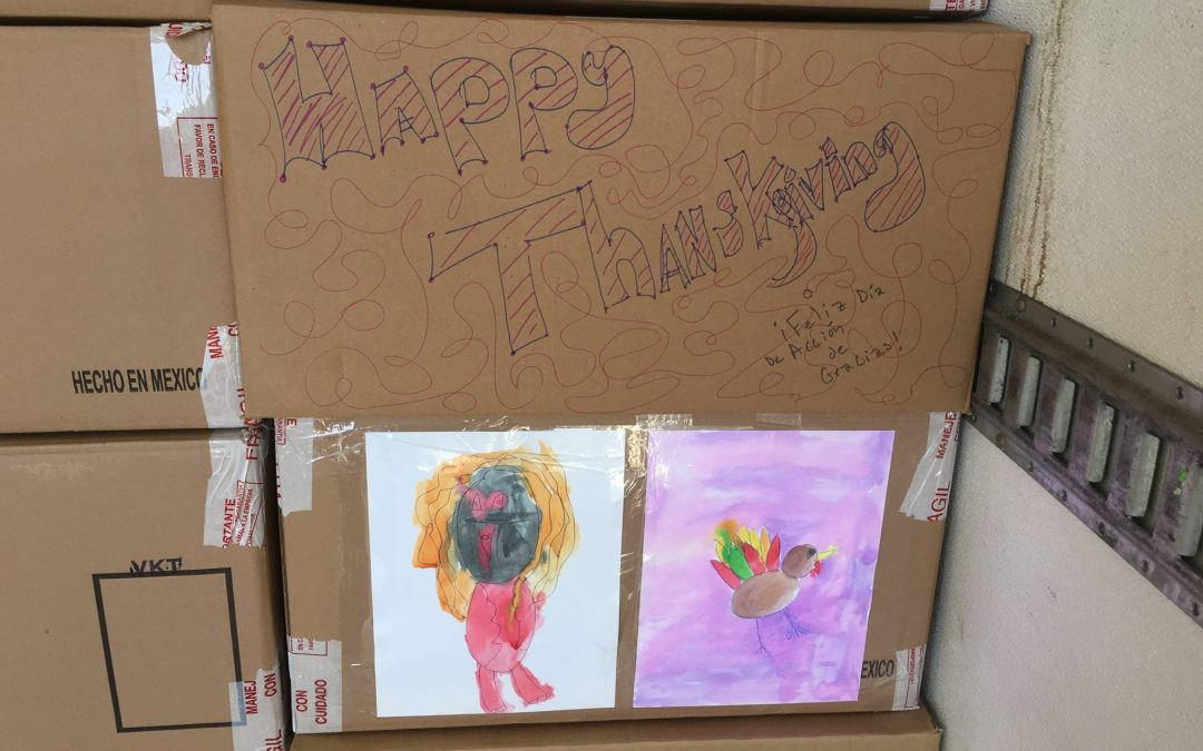 Thanksgiving Boxes 2015