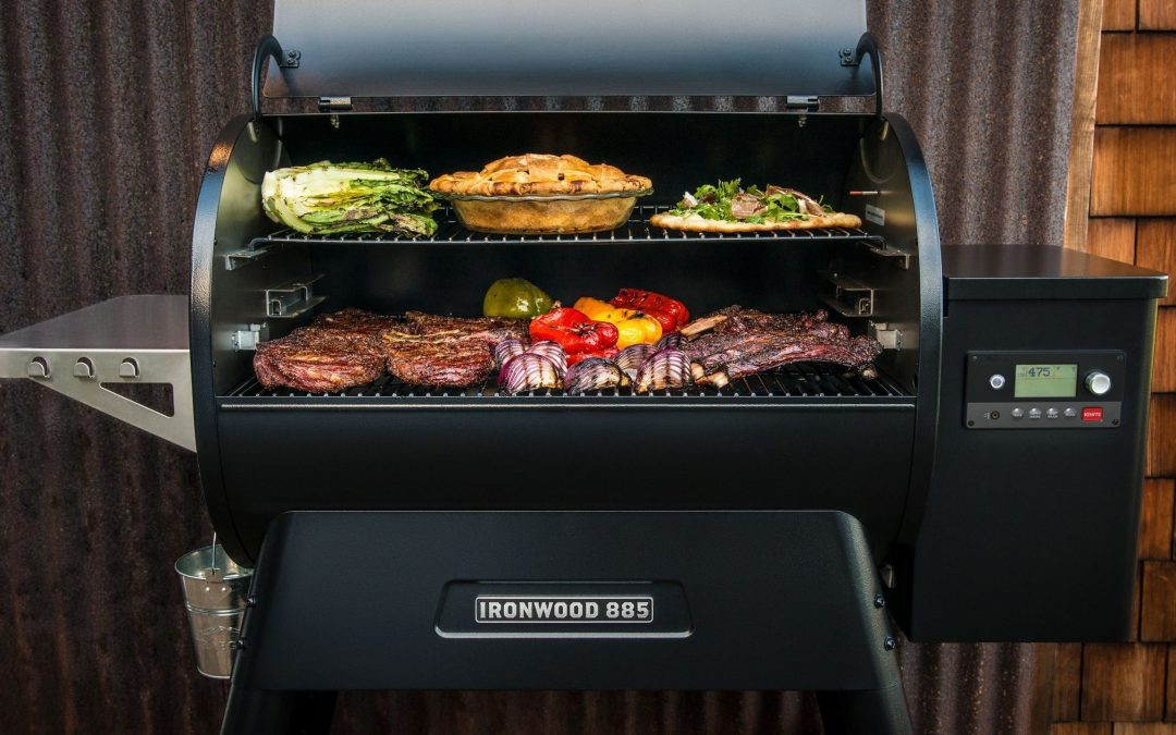 Traeger Ironwood 885 Defective Lid Resolution