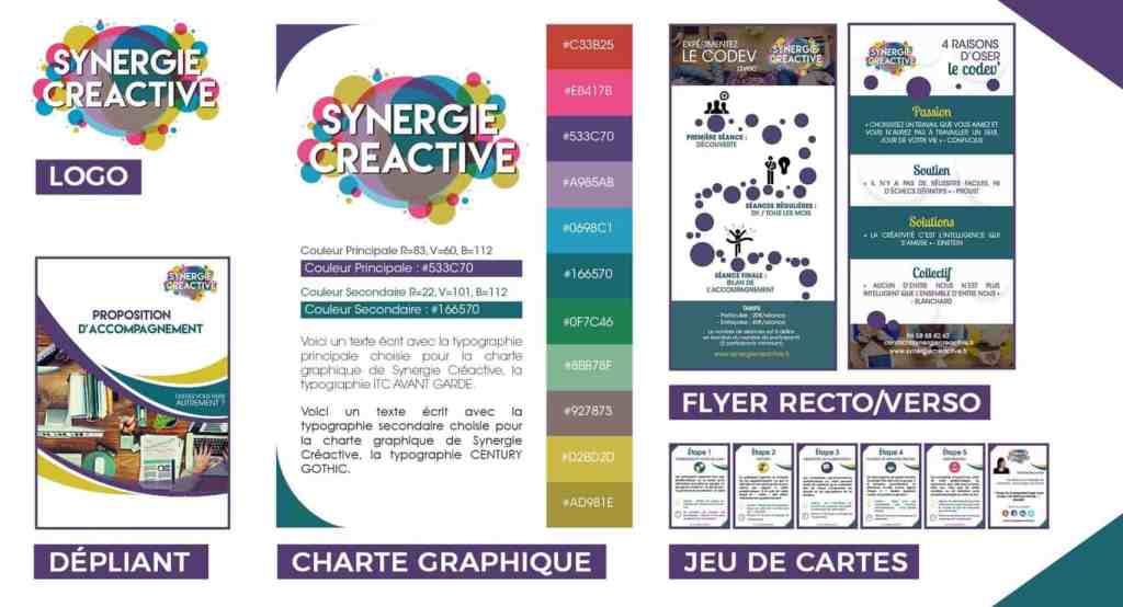 Synergie Creactive Realisations par Thomas GANET