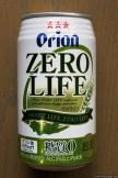Asahi Orion Zero Life (2013.08)