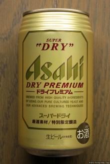 Asahi Super Dry Premium (front) (2013.08)