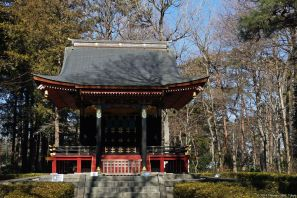 Ehemaliges Jishō-in Mausoleum (旧自証院霊屋)