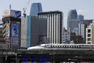 Shimbashi / Shinkansen