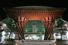 Kanazawa Station (金沢駅前)