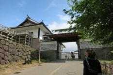 Kanazawa Castle Kahoku-Tor (金沢城・河北門)