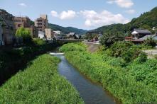 Minami Asa-Fluss/river (南浅川)