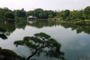 Kiyosumi Teien, Ryōtei (清澄庭園・料亭)