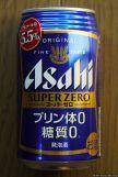 Asahi: Super Zero (2014.11)