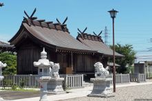 Makuhari Akiba Jinja (幕張秋葉神社)