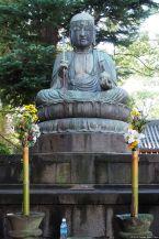 1. Honsen-ji (品川寺)