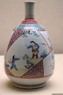 #12 Toguri Museum of Art (戸栗美術館), Kakiemon (柿右衛門)