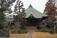 Shōden-zan Kangi-in (聖天山歓喜院), Haupthalle des Hauptpriesters / Main Hall of the Head Priest (本坊本堂