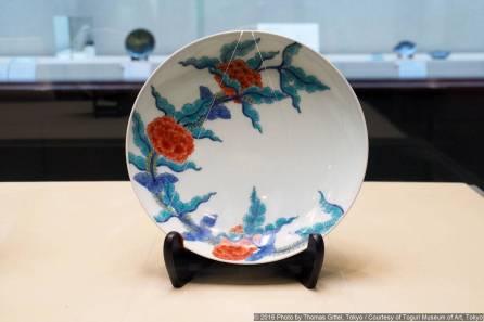 #026 Toguri Museum of Art (戸栗美術館) - Nabeshima (鍋島)