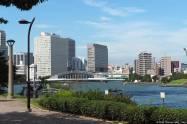 Tsukuda - Sumidagwa (佃・隅田川)