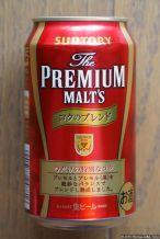 Suntory The Premium Malt's - Koku no Burendo (2016.03) (back)