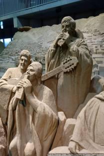 Tottori Sand-Museum (鳥取砂の美術館)