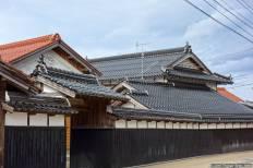 Tottori, Kotoura-chō: Kote-e (鳥取県琴浦町・鏝絵)