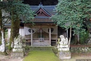 Iwaya Jinja (岩屋神社)