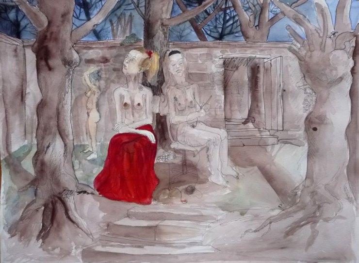 """'Le crépuscule"""" 2012"""