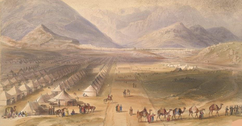 The Fourth Afghan War