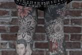 Linda's Legs Tattooing by Thomas Hooper - 007 - July 14, 2011