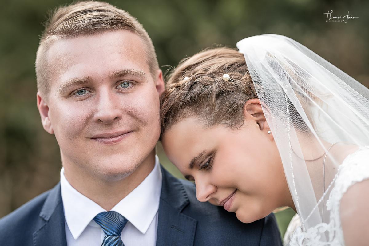 Hochzeitsfotograf Porträt