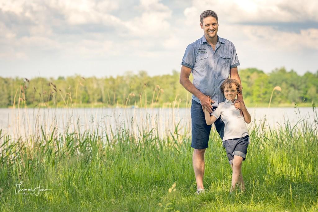 Fotograf, FamilienPorträt