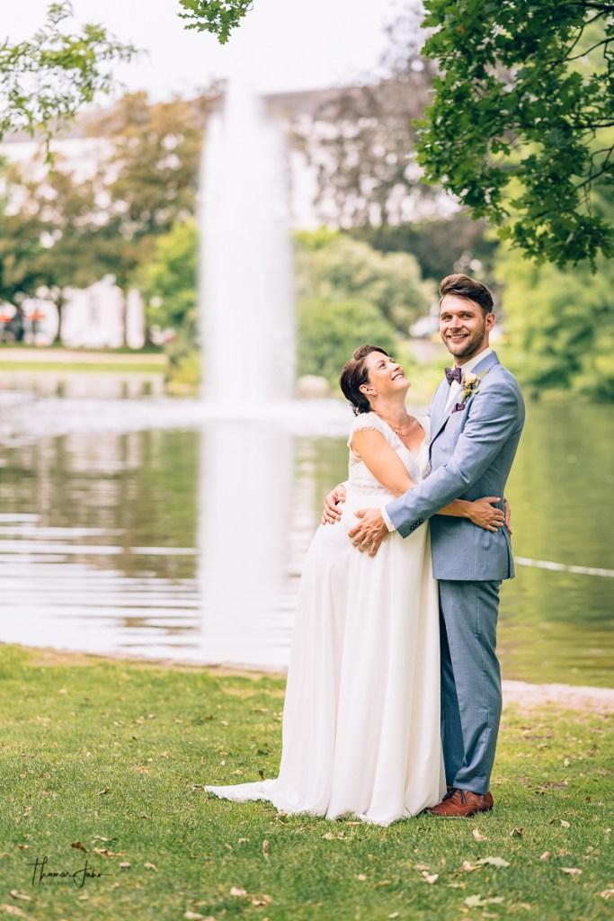 Hochzeitsfotos Brautpaarshooting