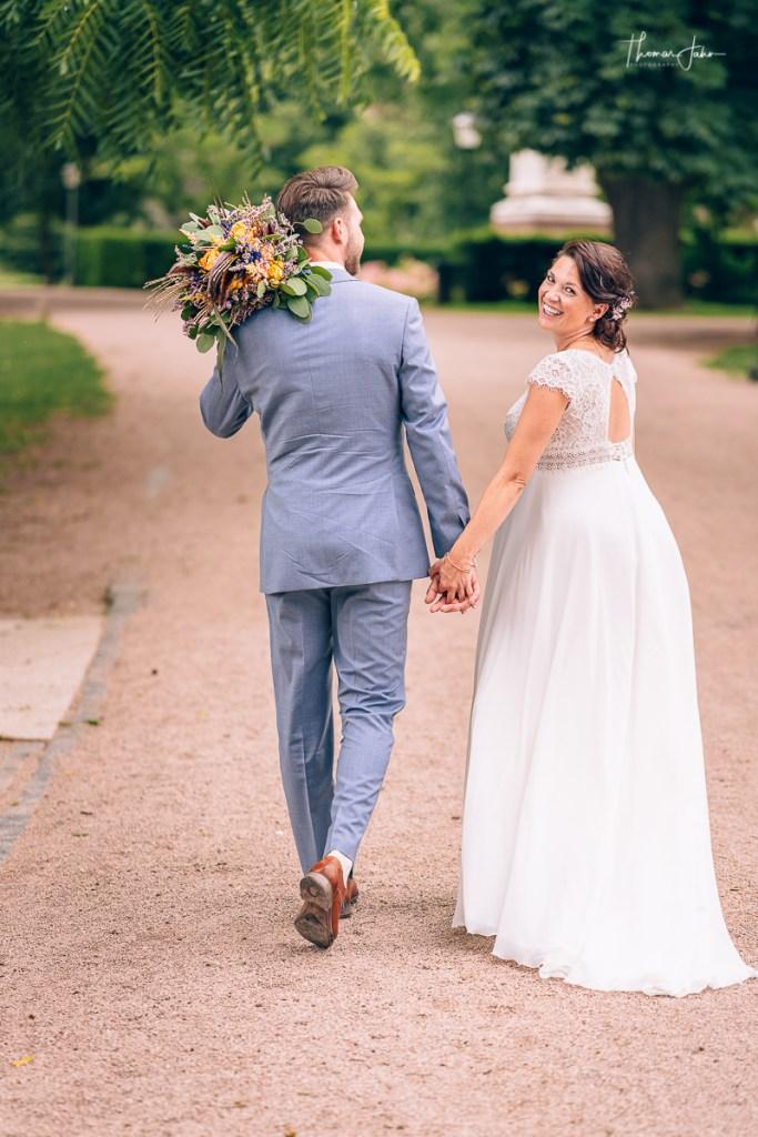 Fotograf, Hochzeitsfotos, Brautpaarshooting