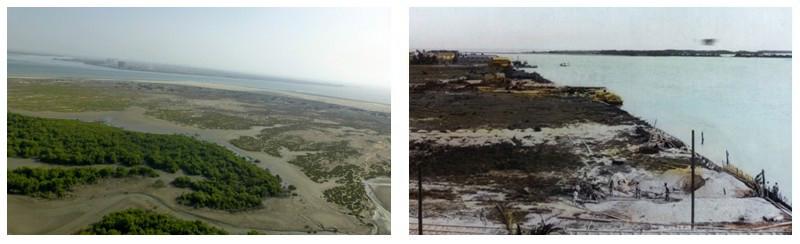 Newspaper Karachi Master 4 Karachi is getting the Biggest Island Development in the World!