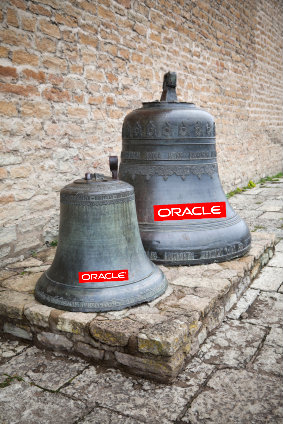 Are The Bells Tolling For Oracle?