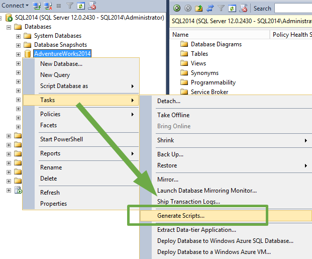 HOW TO: Recreate SQL Server Statistics In a Different Environment