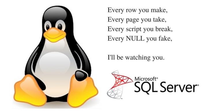 SQL Server vNext on Linux