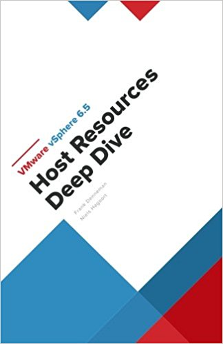 Book Review: VMware vSphere 6.5 Host Resources Deep Dive