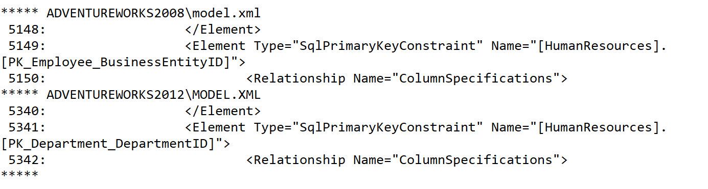 Schema Compare for SQL Server - Thomas LaRock