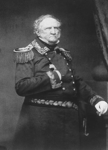 Image result for winfield scott
