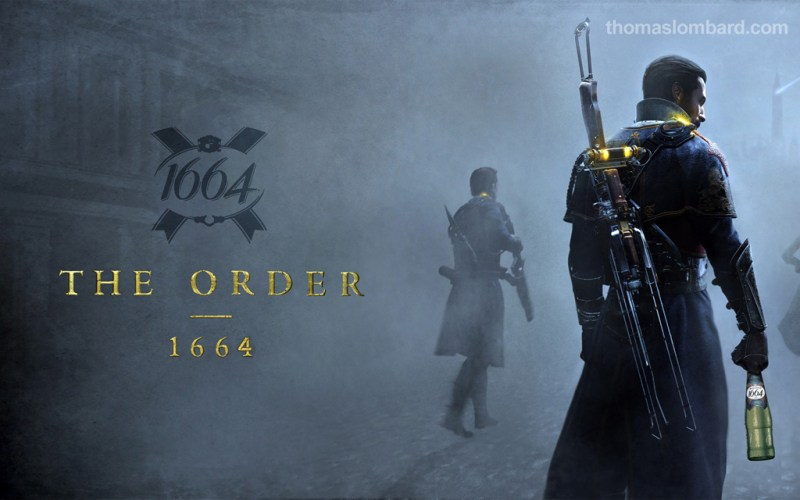 détournement du jeu Playstation 4, The Order 1886