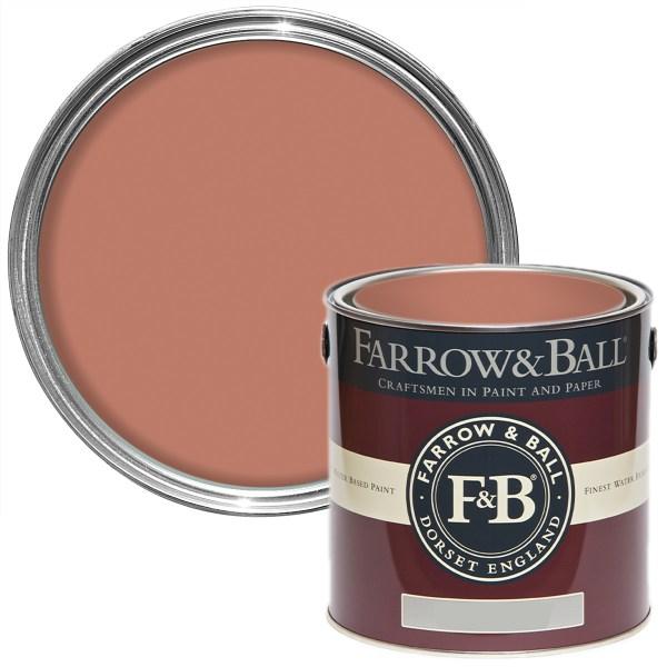 Farrow & Ball Red Earth No. 64
