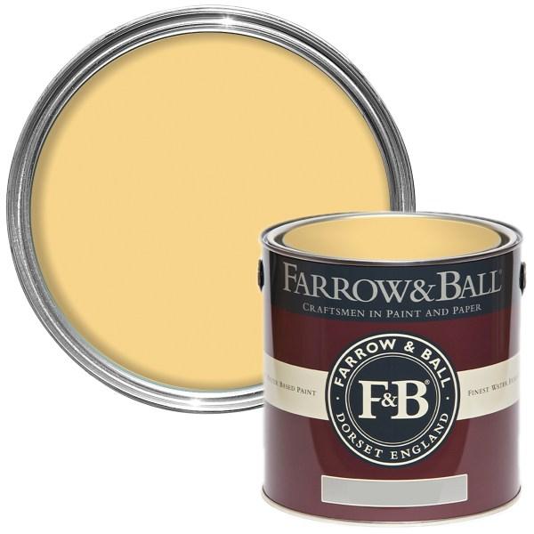 Farrow & Ball Yellow Ground No. 218
