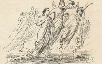 """Den lille havfrue: Et underbevidst liv og en længsel efter """"individuering"""" og ægte kærlighed"""
