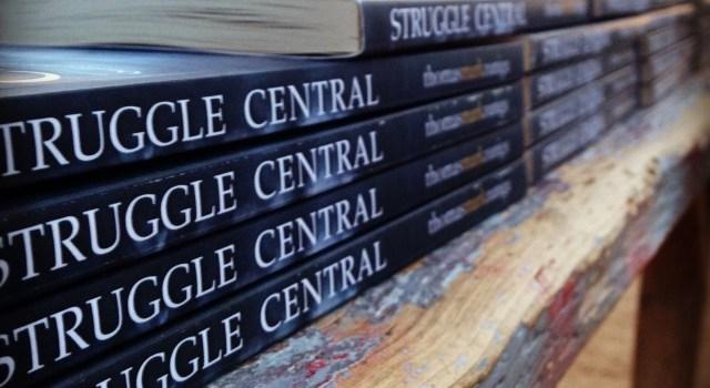 Struggle Central books