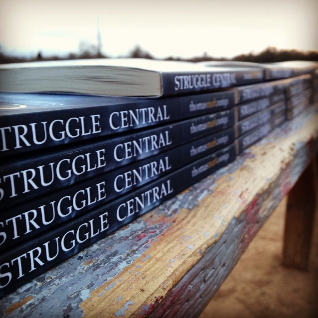 Struggle Central books