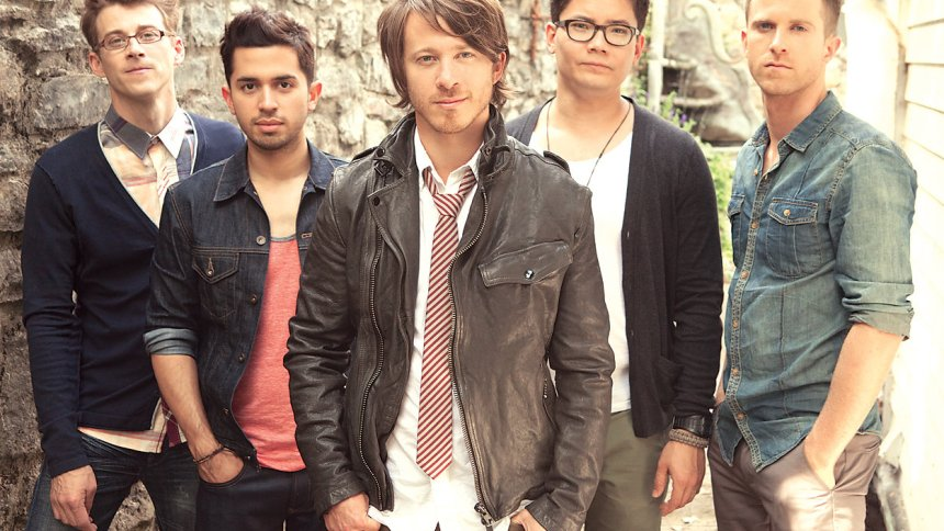 Tenth Avenue North group picture