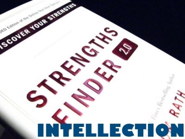 Intellection: Strengths Finder